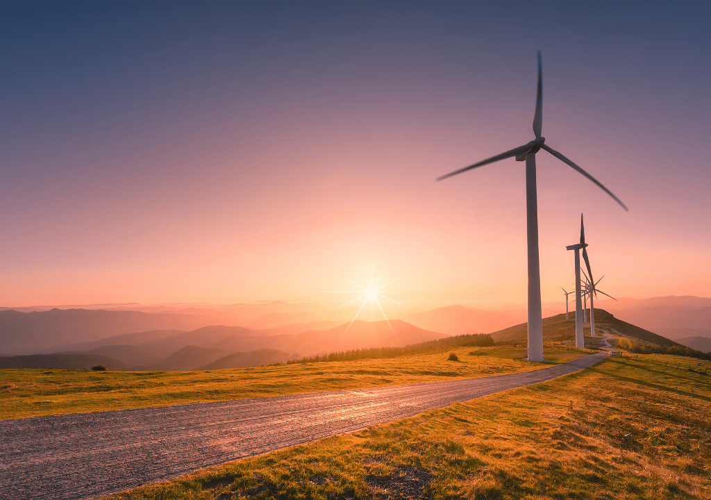 Wind Turbines - photo by Mimadeo from Getty / Canva