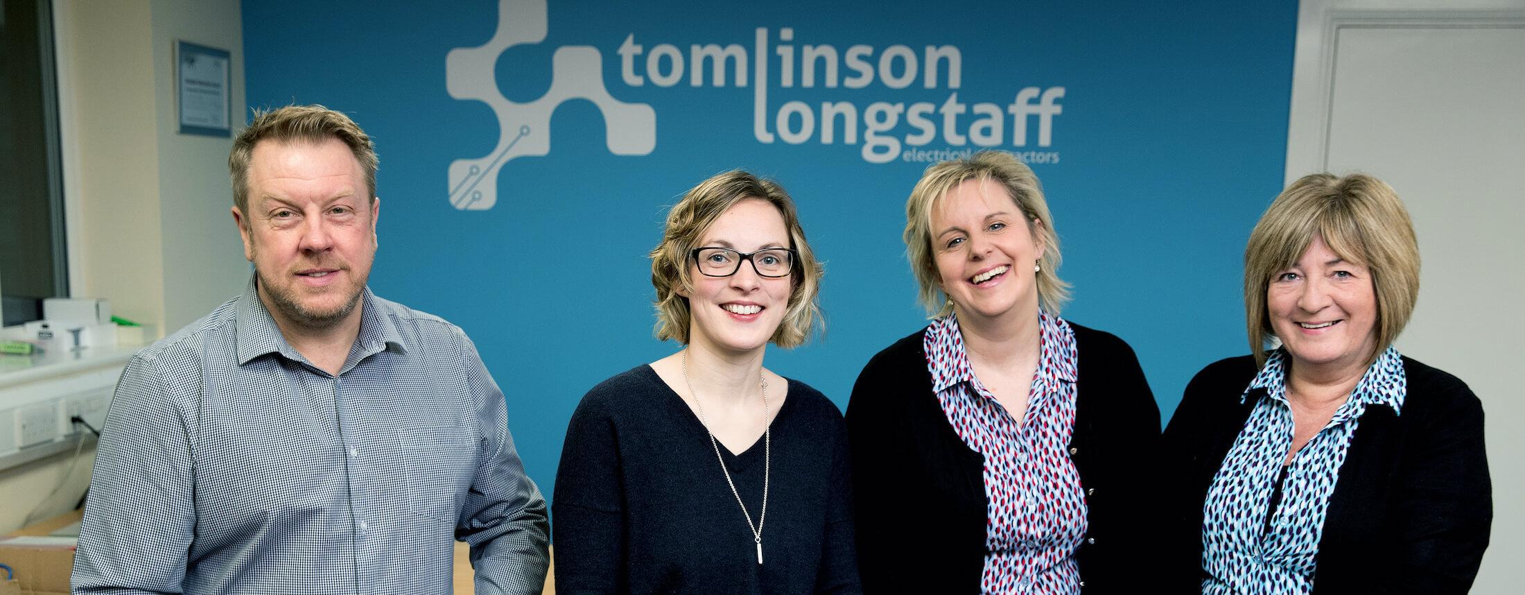 Tomlinson Longstaff Office Team