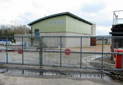 Integrated Utility Services (IUS), Horsely Water Treatment Site - photo by Andrew Curtis