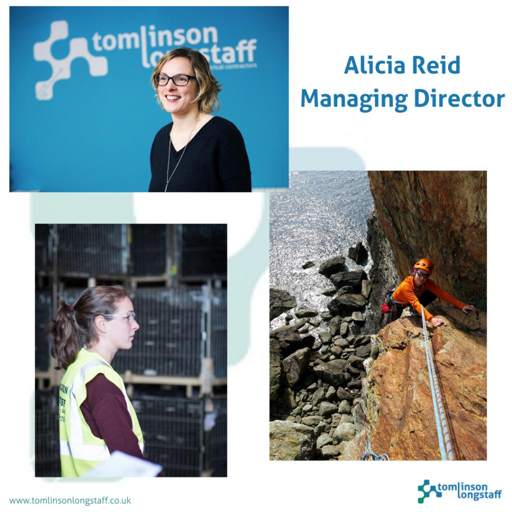 Meet the team - Alicia Reid