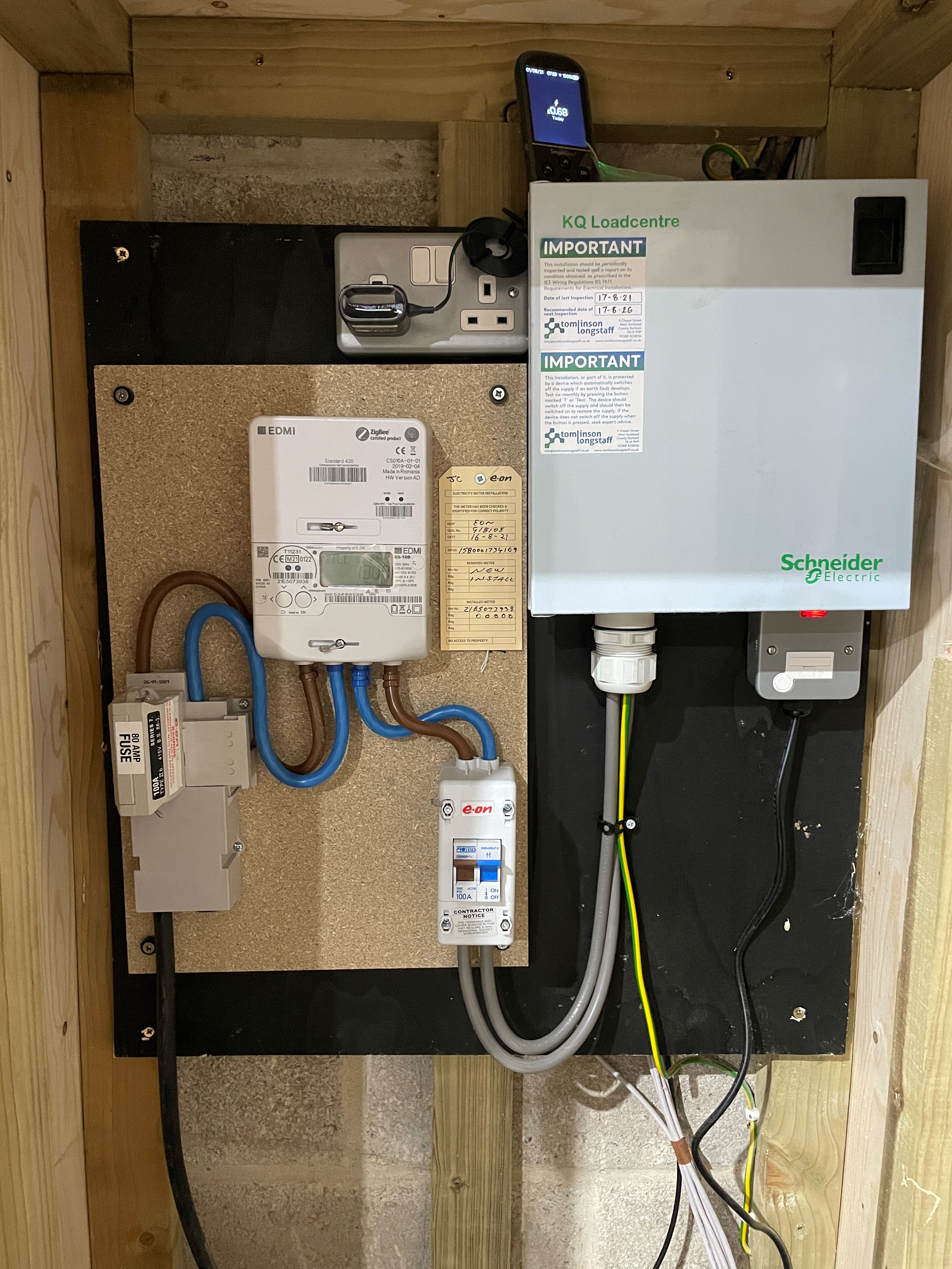 New Electrical Power Installation Case Study - Raby Estates